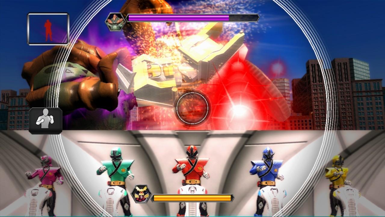 Images power rangers super samurai - Jeux de power rangers super samurai ...
