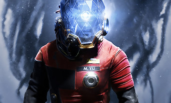 Prey : voici le trailer de gameplay des Game Awards 2016