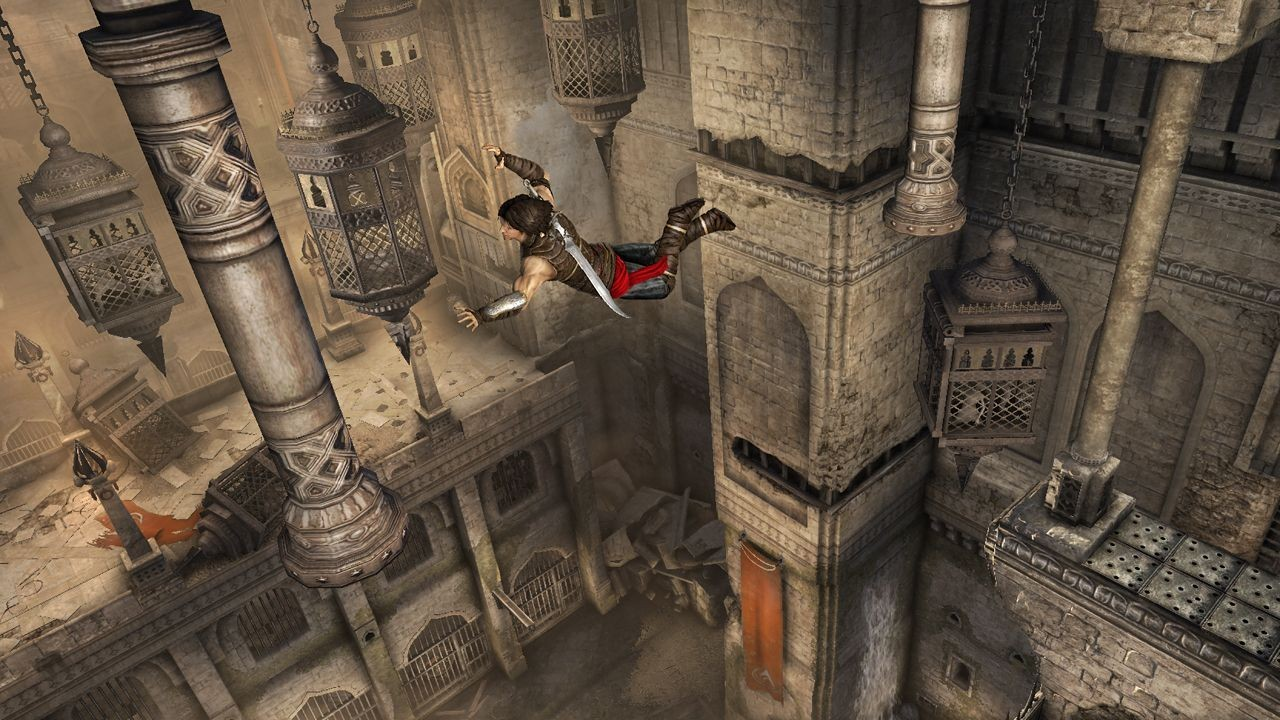 prince of persia the forgotten sands ps3 review