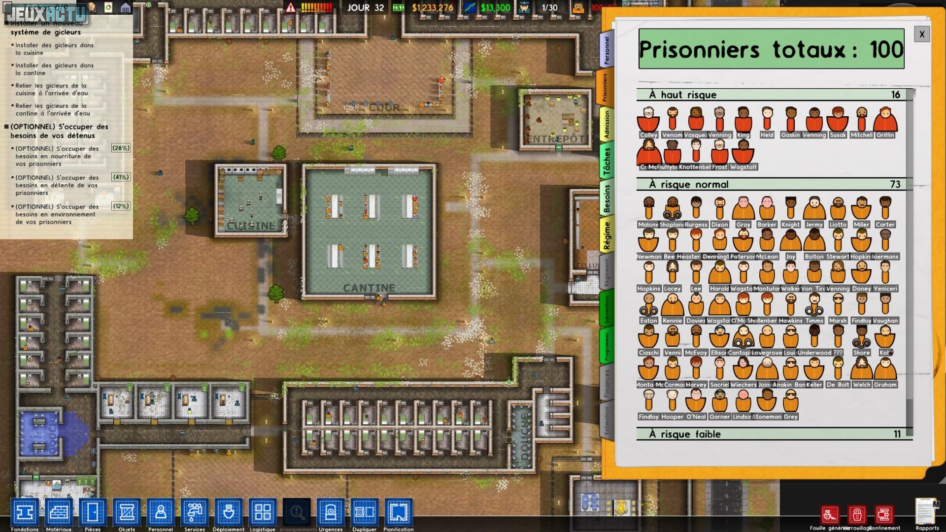 prison architect best regime 2019