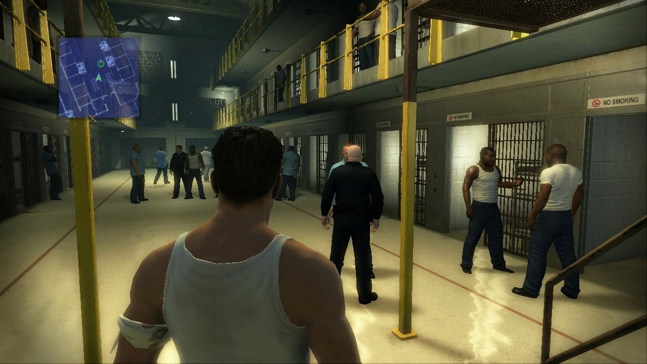 prison break the conspiracy تحميل لعبة
