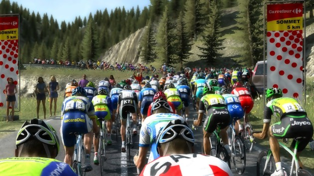 Pro Cycling Manager : Saison 2012