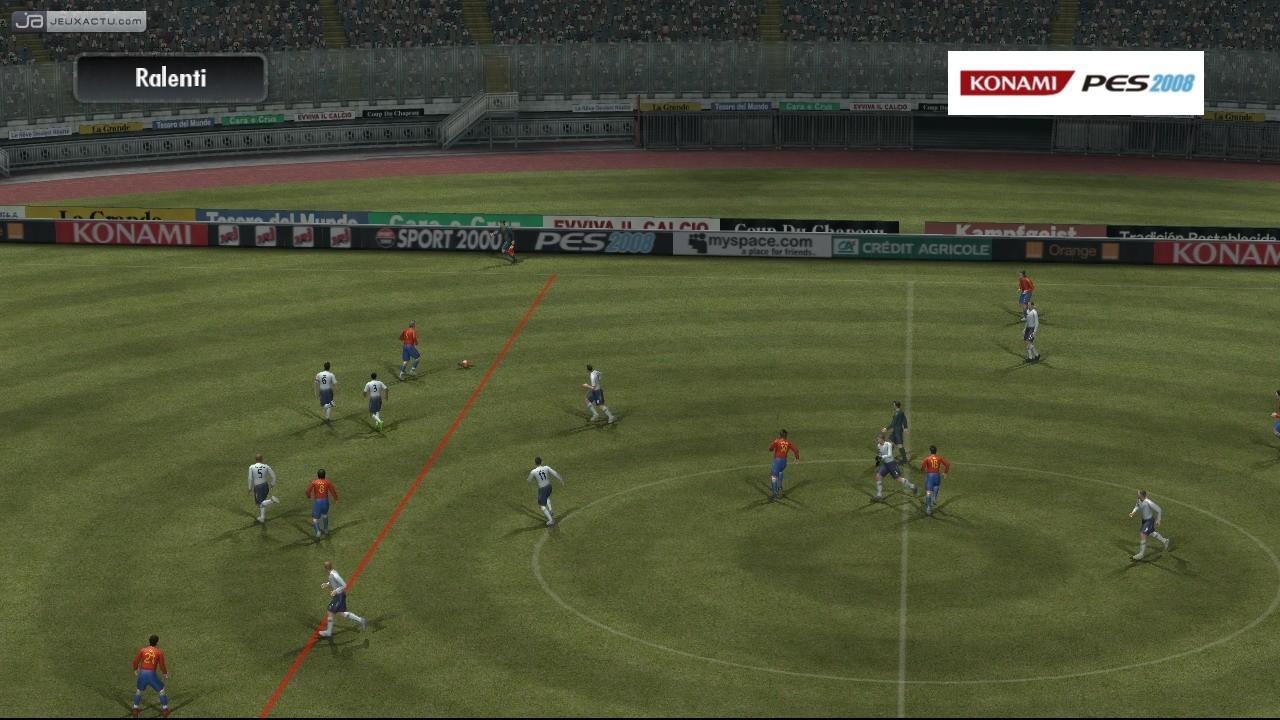 Pro Evolution Soccer (PES, également connu sous le nom de Winning Eleven en Asie et en Amérique du Sud) est une série de jeux vidéo créés par la société ...