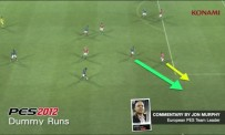 PES 2012 - Active AI : Dummy Runs