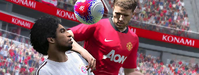 PES 2015 : FIFA 15 en grand danger ?