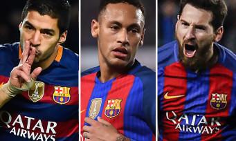 PES 2018 : revivez la remontada du Barça face au PSG