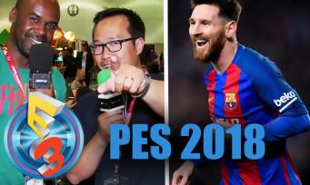 PES 2018 est parti pour être meilleur que FIFA 18, nos explications