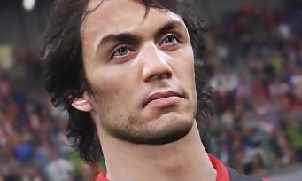 PES 2018 : toutes les légendes de l'AC Milan et de l'Inter en vidéo