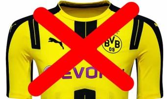 PES 2019 : Konami et le Borussia Dortmund se séparent