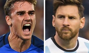PES 2019 : découvrez quelle équipe va remporter France-Argentine