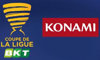 PES 2019 : bientôt du contenu dédié à la Coupe de la Ligue BKT