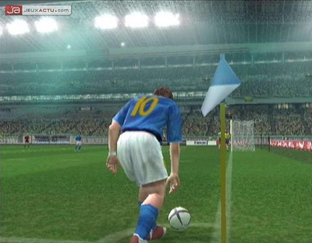 Test Pro Evolution Soccer 4