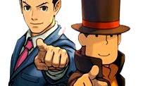 Professeur Layton vs Ace Attorney : toutes les vidéos du Tokyo Game Show 2012