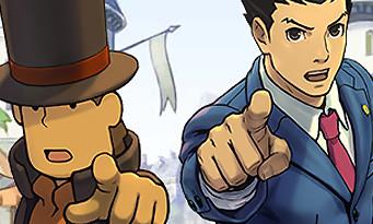 Layton vs. Phoenix Wright : le trailer E3 2014