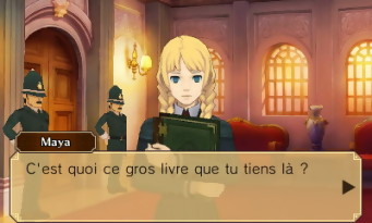 Professeur Layton vs Phoenix Wright Ace Attorney