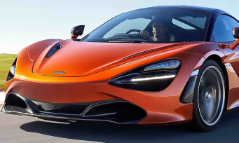 Project CARS 2 : trailer de la McLaren 720S