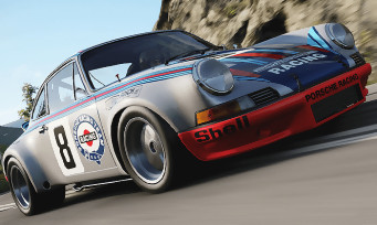 Project CARS 2 : la liste des voitures du pack Porsche Legends
