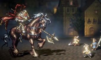 Octopath Traveler : un gros trailer épique pour le RPG tant attendu