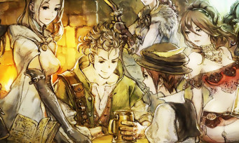 Project Octopath Traveler : trailer de gameplay sur Switch