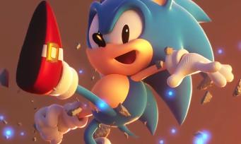 Sonic Forces et Mania : du gameplay avec des extraits de Sonic Mania