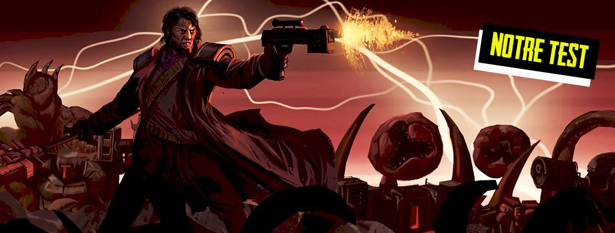 Test Project Warlock : un Doom-like à l'ancienne comme on n'en fait plus !