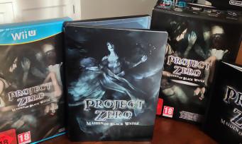 Project Zero Wii U : on vous unboxe la version collector du jeu !