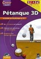 Pétanque 3D