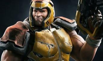 E3 2017 : gamepay trailer de Quake Champions et bêta publique