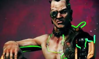 Quake Champions : trailer de gameplay d'Anarki, le rebelle transhumain