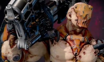 Quake Champions : trailer de gameplay de Visor, le clone cybernétique