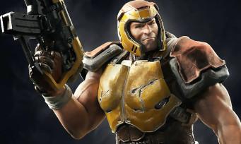 Quake Champions : une mise à jour d'été qui ajoute une map et des skins