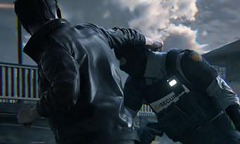 Quantum Break : gameplay trailer 8 min gamescom 2014
