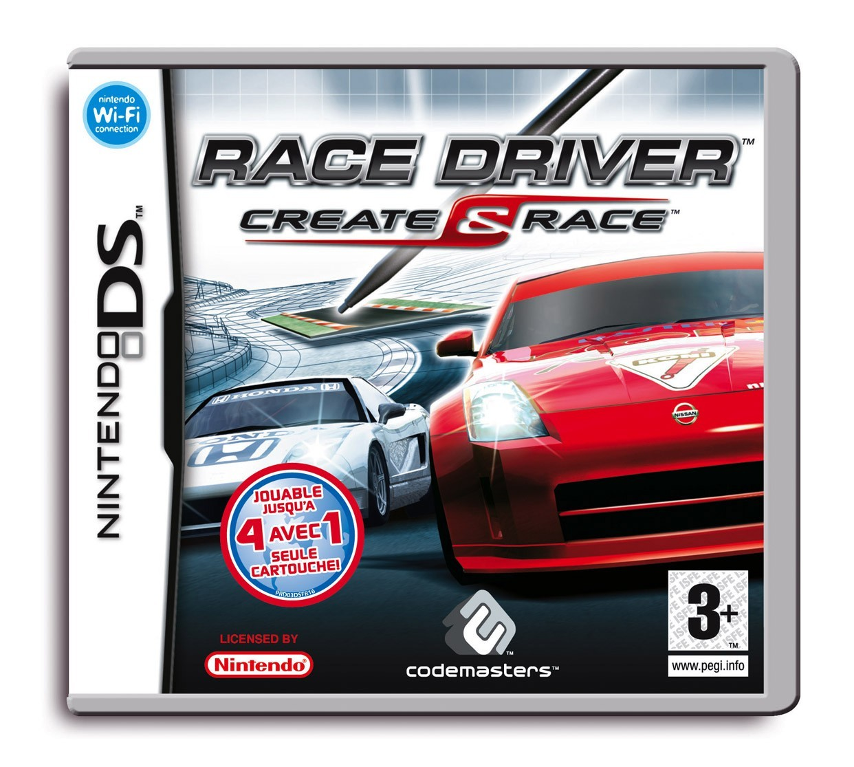DRIVERS ASTUCES POUR TOCA RACE
