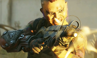 RAGE 2 : un trailer de gameplay avec le cheat He's on Fire