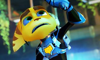 Ratchet & Clank : vidéo de pur gameplay à découvrir sur PS4