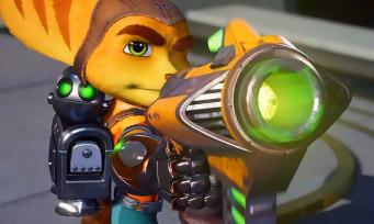 Ratchet & Clank Rift Apart : le développement est officiellement achevé