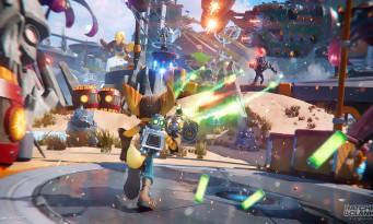 Ratchet & Clank : Rift Apart