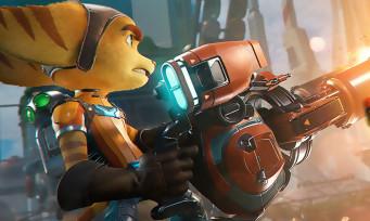 Ratchet & Clank Rift Apart : les armes du jeu présentées en vidéo