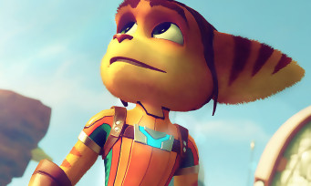 Ratchet and Clank : trailer de gameplay sur PS4 Pro