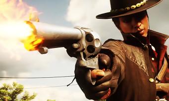 Red Dead Online : un trailer sans pitié pour l'update Carrières de l'Ouest