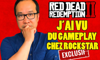Red Dead Redemption 2 : on a vu 45 min de gameplay chez Rockstar North