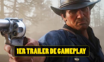 Red Dead Redemption 2 : premier trailer de gameplay sur PS4 et Xbox One