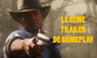 Red Dead Redemption 2 : le 2ème trailer de gameplay est là, et il est fou !