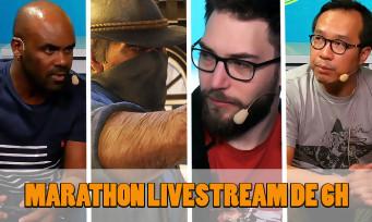 Red Dead Redemption 2 : VOD du livestream marathon de 6h !