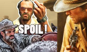 Red Dead Redemption 2 : Steven Ogg, l'acteur qui a joué Trevor dans GTA 5, a aus