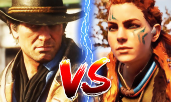 Red Dead 2 VS Horizon Zero Dawn : lequel des deux est le plus beau ?
