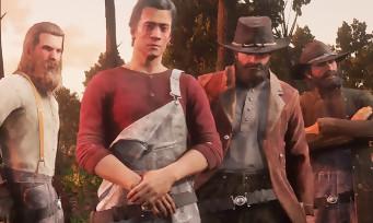 Red Dead Redemption 2 : le mode Battle Royale confirmé, le voici en vidéo