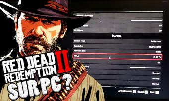 Red Dead Redemption 2 : une vidéo montre le jeu tourner sur PC !