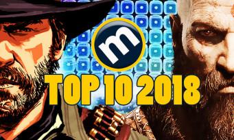 Metacritic : voici les 10 jeux les mieux notés par la presse en 2018