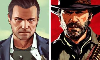 Rockstar : GTA 5 et Red Dead Redemption 2 cartonnent dans le monde